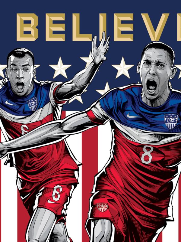 USA I Believe